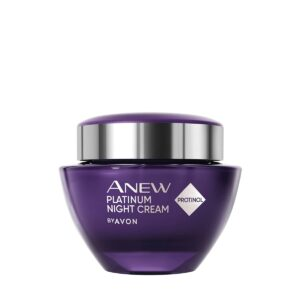 Anew Platinum Night Replenishing Cream 1387102 50ml